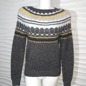 GAP Wool Mohair Crew Neck Sweater NWT